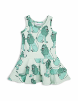 Mini Rodini Lion Frill Dress