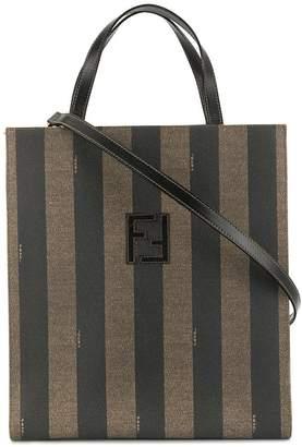 Fendi Pre-Owned Pequin Pattern 3way tote bag