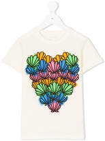 Stella McCartney Lolly heart shells T-shirt