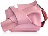 N°21 Mini Pink Leather Bow Shoulder Bag