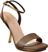 Christian Dior D-Sculpture Sandal