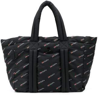 Vivienne Westwood Hilary all-over print tote bag