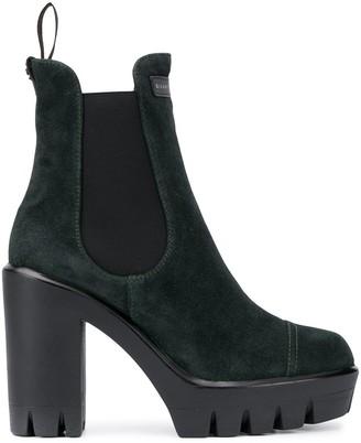 Giuseppe Zanotti Platform Ankle Boots