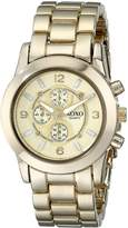 XOXO Women's XO5557 -Tone Bracelet Analog Watch