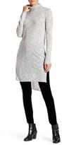 Dex Long Sleeve Hi-Lo Sweater Dress