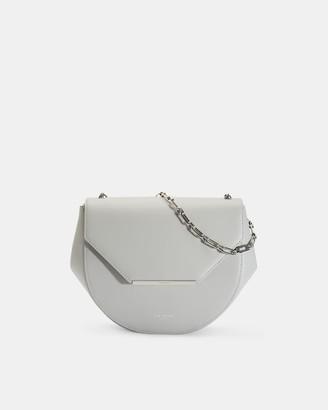 Ted Baker Moon Leather Shoulder Bag