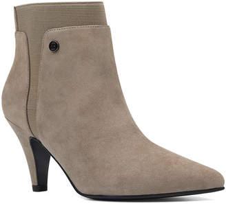 Bandolino Bari Pointy Toe Booties Women Shoes