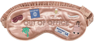 Slip Pure Silk Sleep Mask - Out of Office