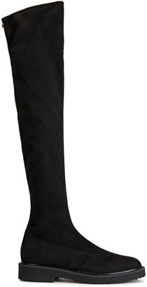 Giuseppe Zanotti Hilary Stretch-suede Over-the-knee Boots