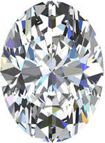 Macy's GIA Certified Diamond Oval (3/4 ct. t.w.)