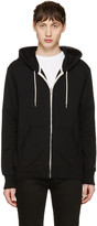 Rag & Bone Black Standard Issue Hoodie