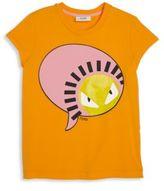 Fendi Toddler's, Little Girl's & Girl's Sun Graphic Tee