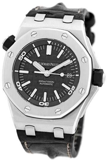 Audemars Piguet Royal Oak Offshore Diver 15710ST.OO Stainless Steel 42mm Mens Watch