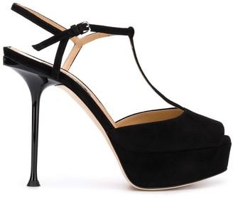 Sergio Rossi Platform Stiletto Sandals