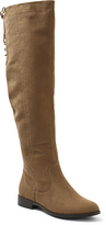 XOXO Taupe Trish Over-the-Knee Boot