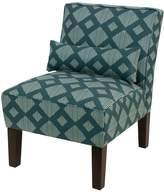 Skyline Furniture Printed Armless Chair