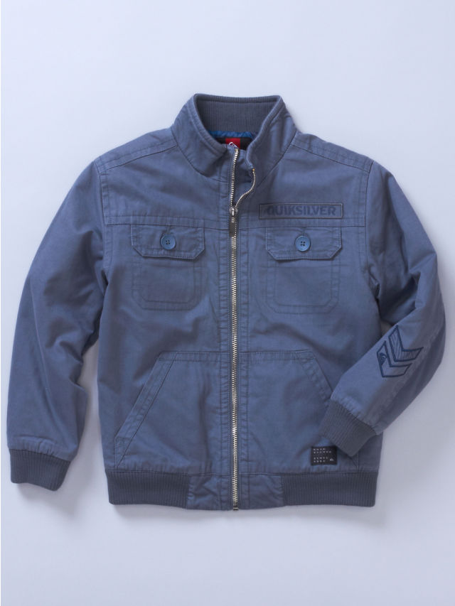 Quiksilver Boys 2-7 Wendell Jacket