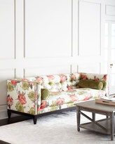 Old Hickory Tannery Rosalie Tufted Sofa