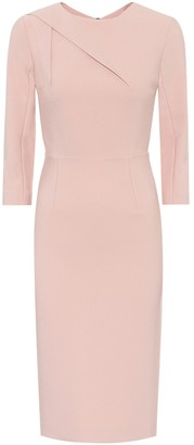 Roland Mouret Exclusive to Mytheresa a Hisley stretch-crApe dress