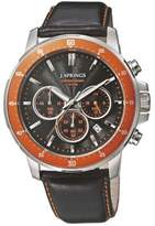 J.Springs J. Springs Men's Sports Quartz Watch chronograph Leather BFC005