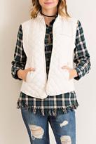 Entro Cream Vest