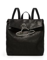 Vivienne Westwood Oxford Backpack 131229 Black