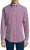 Brooks Brothers Seersucker Checkered Sportshirt