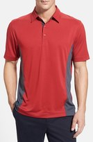 Cutter & Buck Men's 'Willows' Colorblock Drytec Polo