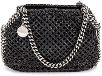 Stella McCartney Mini Shoulder Bag in Black | FWRD