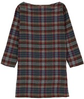 Bellerose Adoo Check Dress