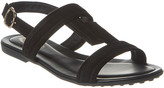 Tod's Suede Sandal