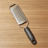 Crate & Barrel Microplane ® Ribbon Paddle Grater