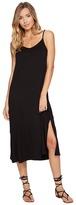 RVCA Bottleneck Midi Dress Women's Dress