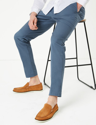 Marks and Spencer Suede Loafers