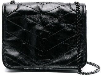 Saint Laurent Monogram quilted crossbody bag