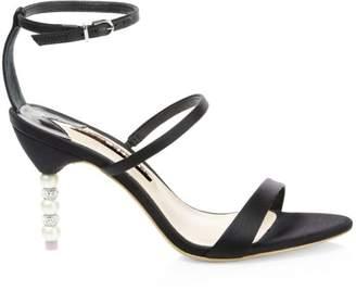 Sophia Webster Rosalind Crystal-Embellished Stiletto Sandals