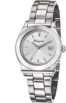 Salvatore Ferragamo 1898 Collection FF3960014 Men's Stainless Steel Quartz Watch