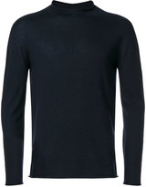 Giorgio Armani rolled neck jumper - men - Polyester/Cashmere - 48