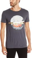 HUGO BOSS BOSS Orange Men's Taye Horizons Pima Cotton T-Shirt