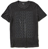 Calvin Klein Jeans Gradient Stud Logo Short-Sleeve T-Shirt