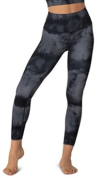 Beyond Yoga High Rise Printed Leggings