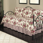 Waverly Norfolk 5 Piece Reversible Daybed Set