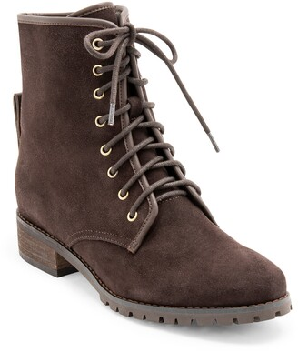 Blondo Prima Suede Waterproof Lace-Up Boot