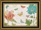 Canvas Art USA Framed Canvas Print Wall Art Bookshelf Botanical I by Katie Pertiet - Ready to Hang