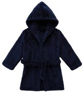 LOSORN ZPY Toddler Unisex Baby Robe Hooded Fleece Bathrobe and Towel for Kids 9-36 Month