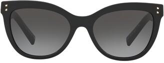 Valentino Eyewear cat-eye frame sunglasses