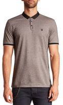 The Kooples Cotton Two-Button Polo