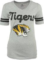 Soffe Women's Short-Sleeve Missouri Tigers V-Neck T-Shirt