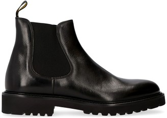 Doucal's Doucals Leather Chelsea Boots