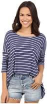 Brigitte Bailey Tay Ribbed T-Shirt
